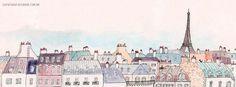 Capa para Facebook de Paris