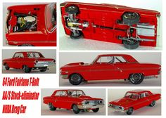 kirbside's Gallery | The Drastic Plastics Model Car Club