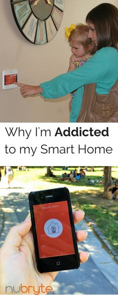 See why this mom of 2 loves her NuBryte Smart Home with built-in home security, smart lighting, intercom, and family hub!