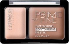 Prime And Fine Professional Contouring Palette 010