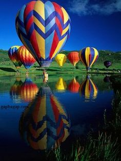 Amazing Picture Of Hot Air Balloons