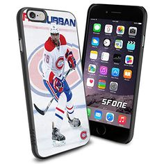 """NHL Montreal Canadiens iPhone 6 4.7"""" Case Cover Protector for iPhone 6 TPU Rubber Case SHUMMA http://www.amazon.com/dp/B00WU28ECW/ref=cm_sw_r_pi_dp_cLnqvb1XKKQG7"""