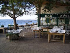 CAP FERRET : restaurant L'Escale by Altaide, via Flickr