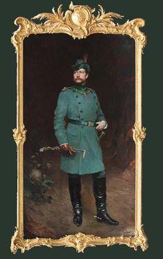 Kaiser Wilhelm II portraits