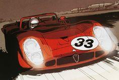 Alfa Romeo 33/2 (Christian Papazoglakis)