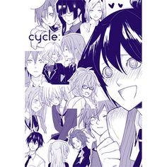 Akuma no Riddle Doujinshi - cycle: http://www.pixiv.net/member_illust.php?mode=medium&illust_id=49000138