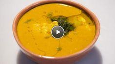 Vissoep met saffraan en venkel & groene harissa - recept | 24Kitchen