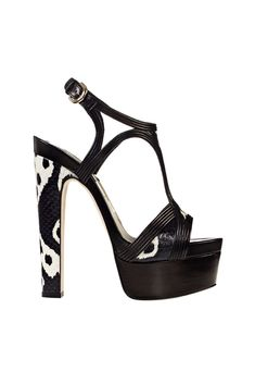 Style.com Accessories Index : Spring 2014 : Brian Atwood