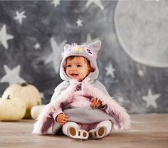 Baby Owl Costume | I might have to buy this for next year :)