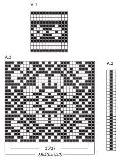 DROPS 178-13 - Gestrickte Socken mit mehrfarbigem Muster in DROPS Fabel. Größe 35 - 43. - Free pattern by DROPS Design