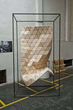 Sperrholz platten biegsam  oberfläche  objekt