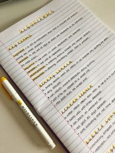 Note taking tips in College #college #collegetakingnotes