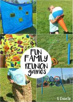 Family Reunion Games