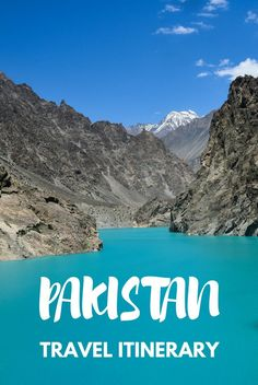 A comprehensive travel guide to Pakistan, written after a 2 month backpacking trip through the country. Pakistan Reisen, Pakistan Travel, China Travel, Japan Travel, Beautiful Places To Visit, Cool Places To Visit, Travel Guides, Travel Tips, Travel Stuff