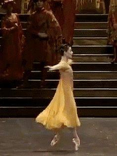 Juliet's variation, Alessandra Ferri