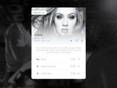 UI Concept Challange #2