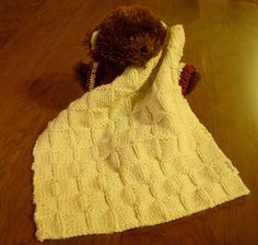 Ravelry: Blanket for Teddy pattern by Deanna O'Connor
