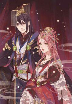 Sakura & Sasuke Wedding