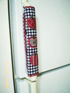 Forro para asa de la puerta del congelador