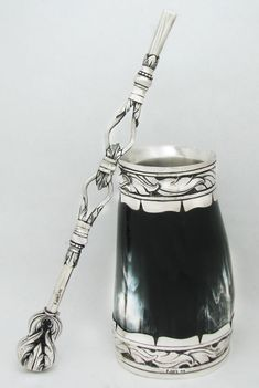 Love Mate, Yerba Mate Tea, Pottery, Silver, Picnics, Design, Knives, Farmhouse, Knife Making