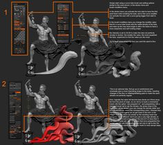 Danko75 sketchbook 2.0 (free skeleton model page 1) - Page 13