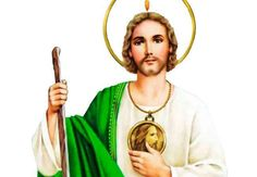 Oración a san Judas Tadeo pidiendo buena suerte en los Negocios. Oración para que no te falte casa, vestido y sustento. Por la virtud que tú diste a...