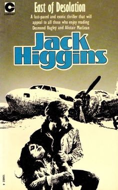See all my book reviews at JetBlackDragonfly.blogspot.ca : East of Desolation by Jack Higgins