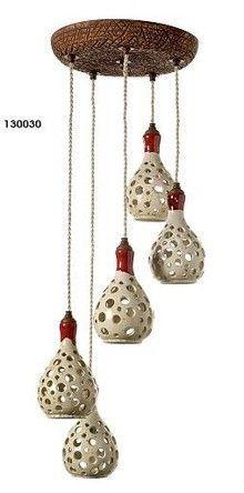 Resultado de imagen para lamparas de calabazas