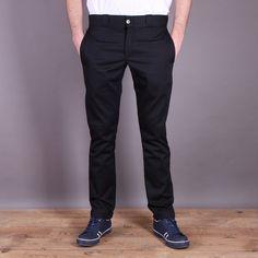Czarne spodnie Dickies WP801 Skinny Fit Pant Black / www.brandsplanet.pl / #dickies streetwear