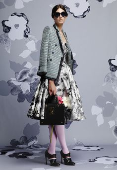Thom Browne Resort 2015. Read the review on Vogue.com.