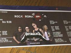 Metallica, baby!