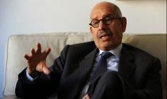 """""""مدونة .. سيد أمين"""": البرادعى: كانت هناك خطة بتوافق دولي لإجراء انتخابا..."""