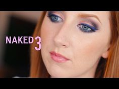 ▶ GRWM! Sexy Smokey Eyes with the Naked 3 Palette - YouTube