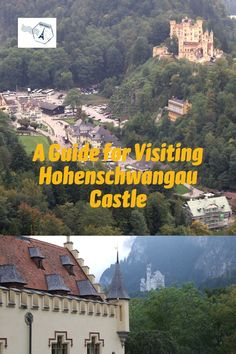 Hohenschwangau castle in Germany is close to Neuschwanstein and equally as beautiful and worth your time. A guide to when, where and how to visit. Travel With Kids, Family Travel, Germany Castles, Destin Beach, Travel Aesthetic, Germany Travel, Travel Essentials, Weekend Getaways, Travel Guide