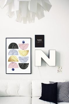 Marble+Poster,+Abstract+Art+Print,+Wall+Decor+van+Lovely+Decor+op+DaWanda.com
