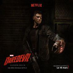 Daredevil : toutes les illustrations des personnages de la saison 2