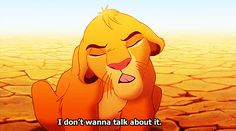 When someone on Facebook leaves a cryptic status update. | 24 Disney Comebacks For Every Occasion