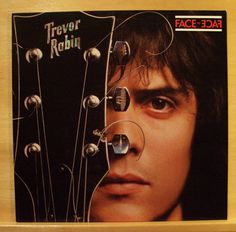 TREVOR RABIN - Face to Face - near mint - Vinyl LP - Now - The Ripper - Top RARE