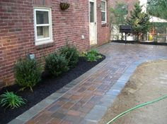 Exterior How To Install Walkway Pavers Walkway Designs With Pavers Curved Walkway  Pavers Walkway Pavers For