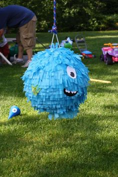 Little Monsters Birthday Party Ideas | Photo 12 of 17 | Catch My Party