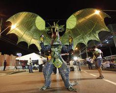 dragon costume stage - Google Search