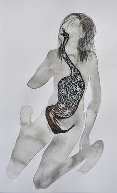 Megan Diddie's Magical Transparent Figures
