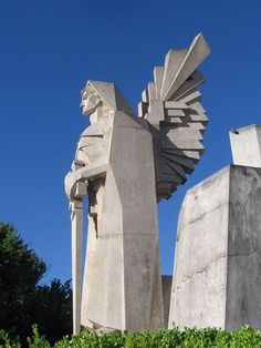 Agentinian Art Deco architecture by Francisco Salamone