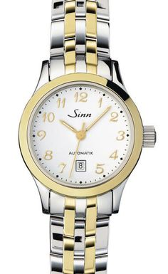 Sinn Ladies Watches 456 ST 18 kt S Bracelet D