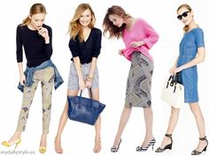hey there j.crew s/s 2012