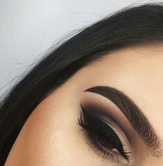 // Pinterest @esib123 //  #makeup #beauty  eye makeup