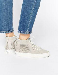 Zapatillas hi-top de ante SK8 Hi MOC de Vans 116d3907825