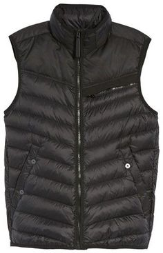 G Star Men's Attacc Down Vest