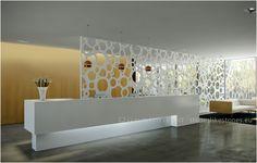 DURALMOND CELOSIA-Gitterwand von StoneslikeStones für die moderne Gastronomie