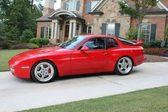 1989 Porche 944 one of these might be in my future...I used to have one...sigh!